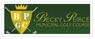 becky pierce golf